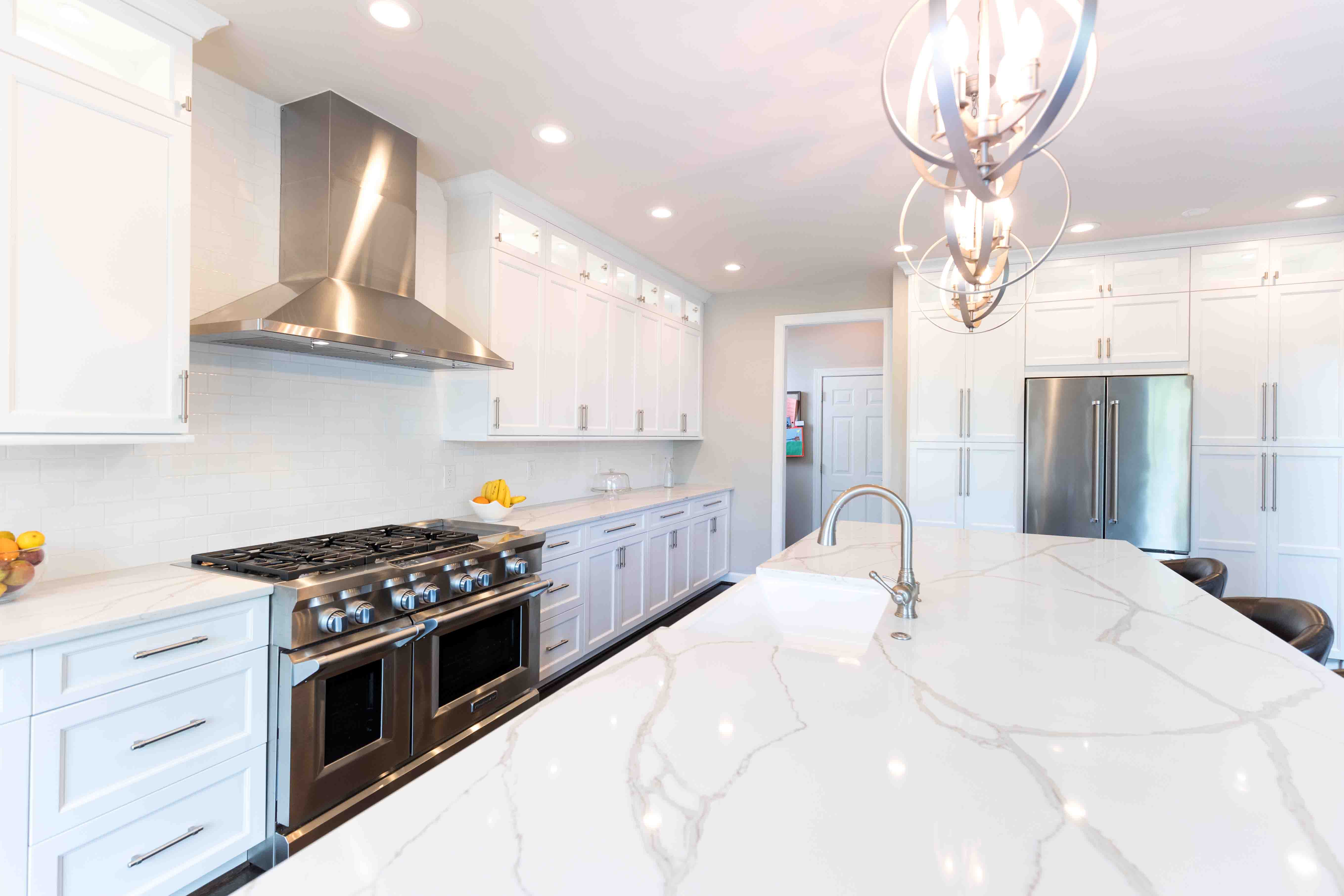 Stunning Remodel For Powell Kitchen